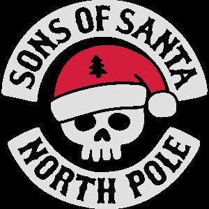 Sons of Santa - North Pole - Biker MC Motor Club