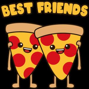 Best friends Pizza