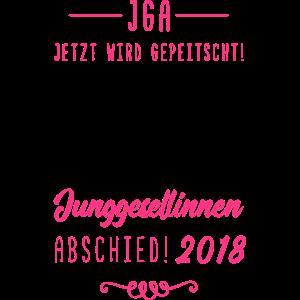 junggesellinnen peitsche 2018