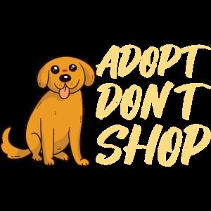 DOG RESCUE / ANIMAL RESCUE: Adopt Don't Shop