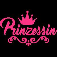 Prinzessin - Krone - Kind - Baby - Geschenk-Lustig