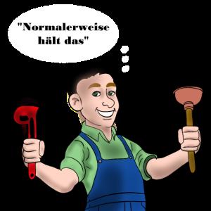 Handwerker Sprüche