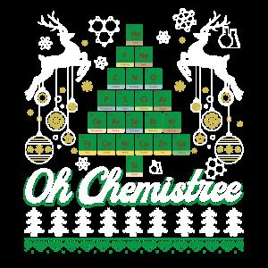 Weihnachten Chemie Weihnachten