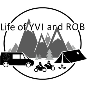 Life of YVI and ROB Logo