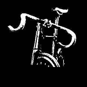 Rennrad - Radsport Fixie Shirt