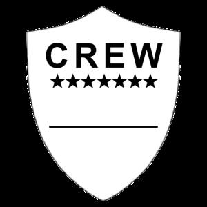 Crew/ Team Wappen