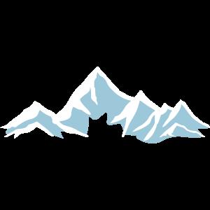 Berge, Berg, Gletscher