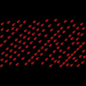 Blut Blutregen Blood Rain Bluttropfen