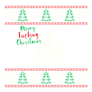 Ugly X-Mas: Merry Fucking Christmas | Rentiere Sex