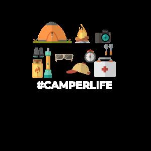 CAMPER CAMPEN #CAMPERLIFE WOHNWAGEN CAMPING