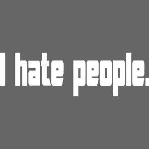 hate people merch
