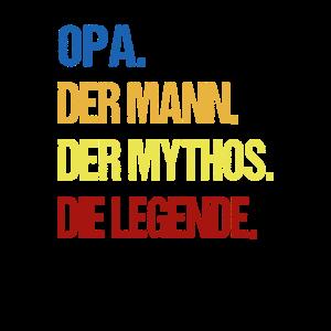 Opa der Mann Der Mythos Die Legende.