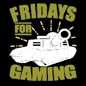 Fridays For Gaming Parodie Gamer Zocken Zocker