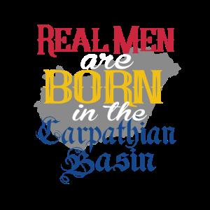 Echte Männer werden im Karpatischen Becken geboren