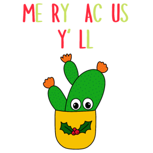 Merry Cactus Y'all - Opuntia Microdasys Cactus In