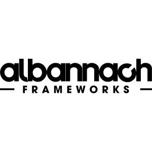 Albannach FRAMEWORKS - B&W