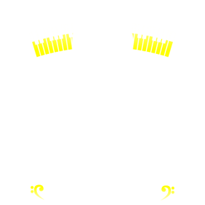 Klavier Lehrer Pianist Spruch 88 Keys No Problem