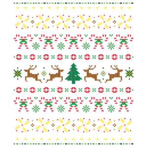 Ugly Christmas Sweater 01