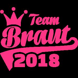 Braut 2018