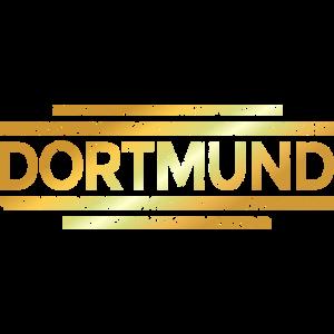 Dortmund (Vintage/Goldgelb)