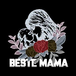 Beste Mama mit Kind | Mamas Liebling in den Armen