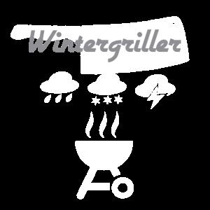 t-Shirt grillshirt Wintergriller