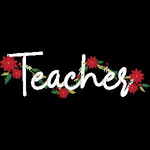 Lichterkette Lehrer Weihnachten