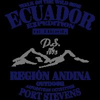 Ecuador Expedition -  Andes -  Anden