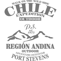 Chile Expedition -  Andes -  Anden
