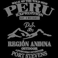 Peru Expedition -  Andes -  Anden