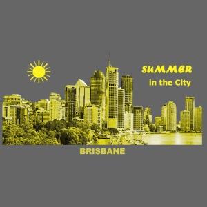 Brisbane Sommer Australien City Skyline Holidays