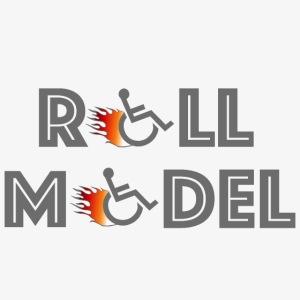 Rolstoel roll model 005