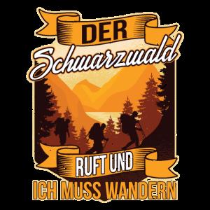 Der Schwarzwald ruft und ich muss Wandern