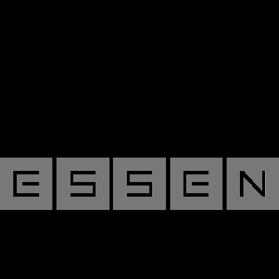 Skyline Essen - Skyline Essen - wahrzeichen,stadt,skyline,silhouette,sehenswürdigkeit,panorama,kirche,essen,denkmal