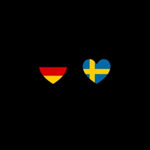 Schweden Deutschland Herzschlag