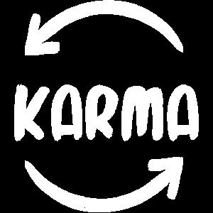 Karma Buddhismus Hinduismus Namaste Lustig Spruch