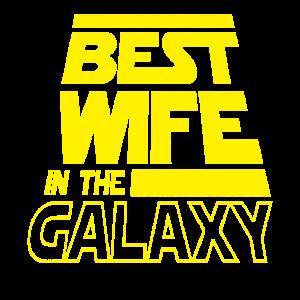 Ehefrau - Beste Frau in der Galaxy