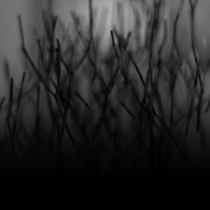 Abstraktes schwarz / weiß Farbverlauf Foto
