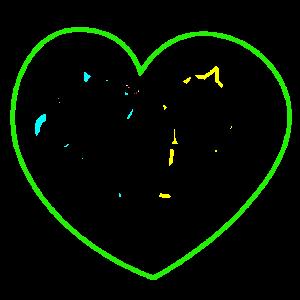 Liebe Valentin Herzen Herz