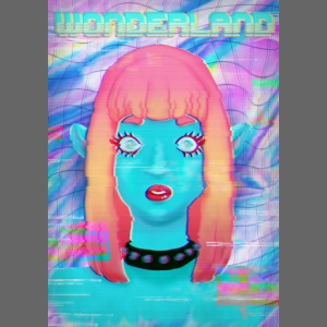 Alice in Wonderland (Vaporwave remix)