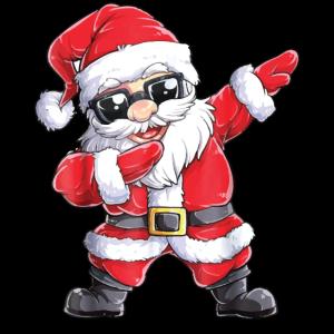 Dabbing Weihnachtsmann - Santa Claus