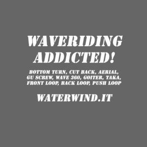 waveriding add bianco