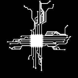 Herzstück der Tech Nerd CPU