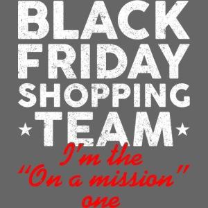 Black Friday Shopping Team