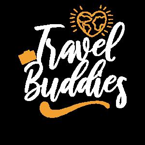 Travel Buddies Reisen mit Freunden