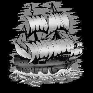 Galleone Schiff Segler Ahoi Maritim Seefahrt