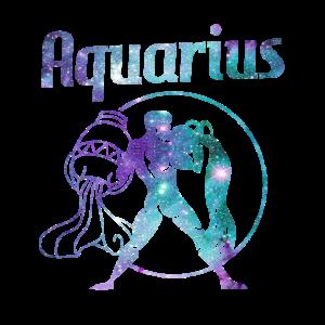 Sternzeichen Wassermann Aquarius