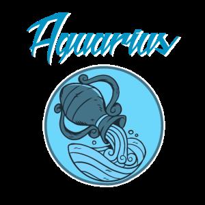 Sternzeichen Aquarius Wassermann