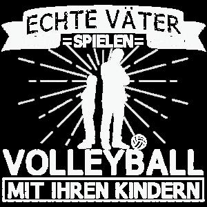 Volleyball Vater Beachvolleyball Sport Papa Spruch