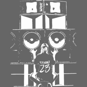 Sistema audio Tekno 23